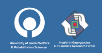 Health in Emergencies and Disasters